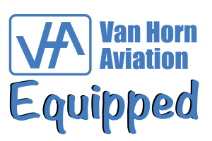 Van Horn Aviation Equipped Logo