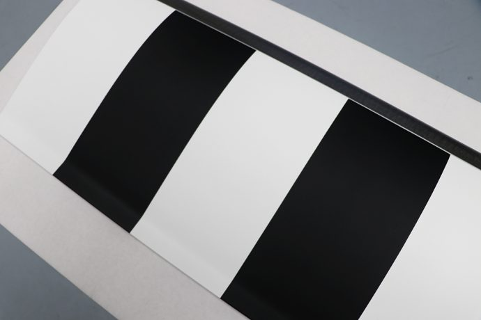UH-1 Tail rotor blade with NHP paint